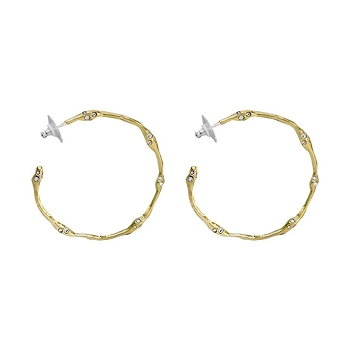 Ursa Earrings - Circle