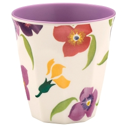 Wallflower Melamine Beaker   -9 available