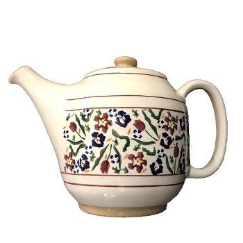 Wild Flower Meadow Teapot-Available Summer 2021