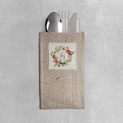 Joy Holiday set/8 Cutlery Holder
