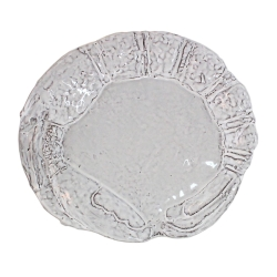 Marina Arte White Lobster Salad Plate each