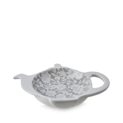 Dove Grey Calico Mini Teapot Tray-2 available