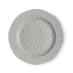 Dove Grey Felicity Side Plate 7.5 inch