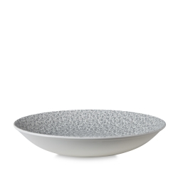 Dove Grey Felicity Pasta Bowl-4 available