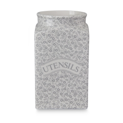 Dove Grey Felicity Utensil Storage Jar -1 available