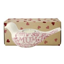 Pink Wallpaper Mum Dove Candle