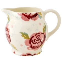 Rose and Bee 1/4 pt Jug