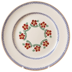 Old Rose Serving (Dinner) Plate