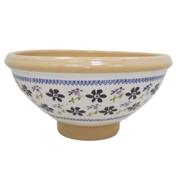Clematis XL Salad Bowl - RETIRED