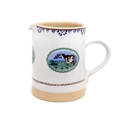 Cow Small Cylinder Jug