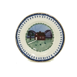 Farmhouse Tiny Plate