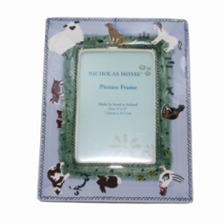 Landscape Mixed Animal Picture Frame