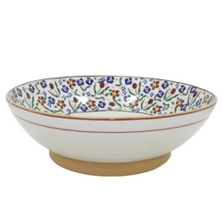 Wild Flower Meadow Fruit Bowl