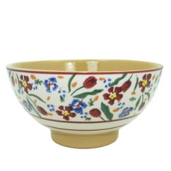 Wild Flower Meadow Medium Bowl