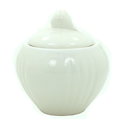 Pichon Provence Sugar Pot, White