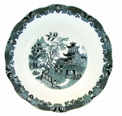 Black Willow Cake Plate
