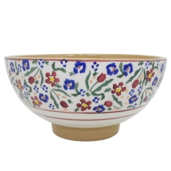 Wild Flower Meadow Large Bowl