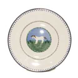 Pony Lunch Plate