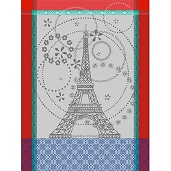 Tour Eiffel Fer Kitchen Towel
