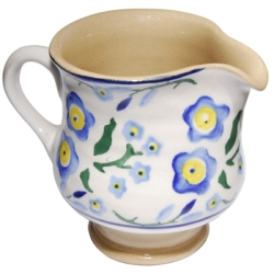 Forget Me Not Tiny Jug
