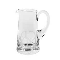 Bridgewater Glass Creamer Jug Collectable