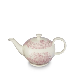 Pink Asiatic Pheasant Small Teapot Boxed Special