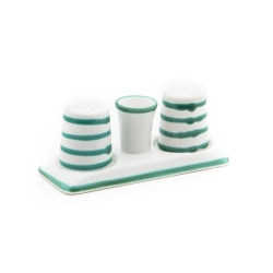 Dizzy Green Salt and Pepper Set