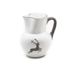 Grey Deer (Stag) Pitcher 51 oz