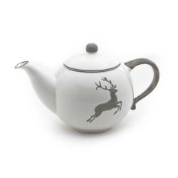 Grey Deer Large Teapot 50 oz