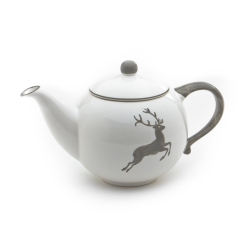 Grey Deer (Stag) Classic Teapot 17oz