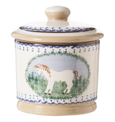 Pony Lidded Sugar Pot -2 available