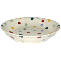 Polka Dot Large Serving Dish