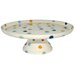 Polka Dot Comport (cake stand) Reintroduced Fall 2016