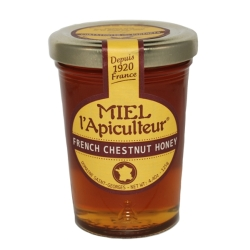 Chestnut Honey From Pyrenees  Bernard Michaud-4.4 oz