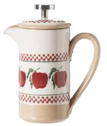 Apple Small Cafetiere Pot