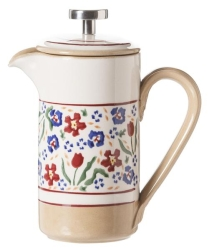 Wild Flower Meadow Small Cafetiere Pot