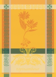 Topinambour Curcuma Kitchen Towel