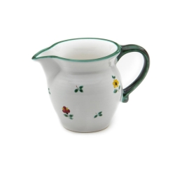 Alpine Flowers Classic Milk Creamer 10oz