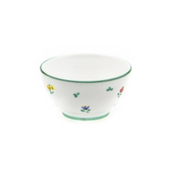 Alpine Flowers Cereal Bowl