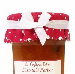 Christine Ferber Apricot Preserve with Cinnamon