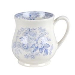 Blue Asiatic Pheasant Sandringham Mug -on back order 8-10 weeks