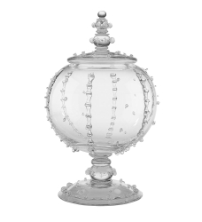 Harriet Covered Urn