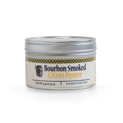 Bourbon Barrel Bourbon Smoked Citrus Pepper
