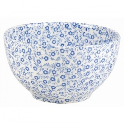 Blue Felicity Sugar Bowl Lrg