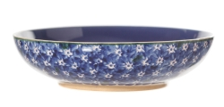 Dark Blue Lawn Everyday Bowl