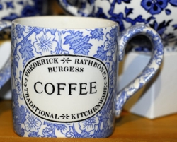 Burgess Chintz Coffee Mug 9.5oz Pt