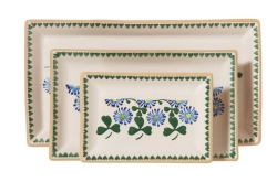 Clover Rectangular Dishes Set/3