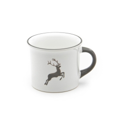 Grey Deer (Stag) Mug 8 oz