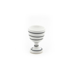Dizzy Grey Classic Egg Cup