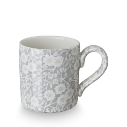 Dove Grey Calico Mug Half Pint-1 available